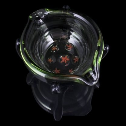 Dragon Sphere Custom Dabber Set with Dish by Empire Glassworks