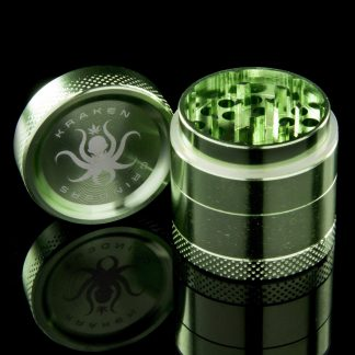 "1"" Mirco Grinder by Kraken (Green)"